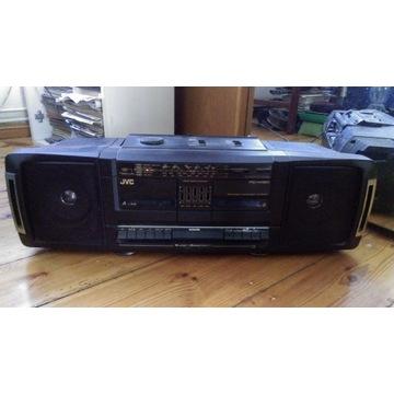 Vintage Boombox JVC PC-W150