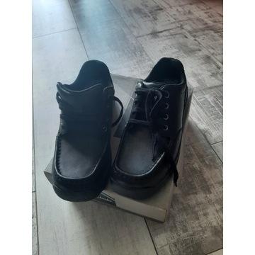 Buty eleganckie chłopięce  Nowe 36