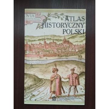 Atlas historyczny Polski