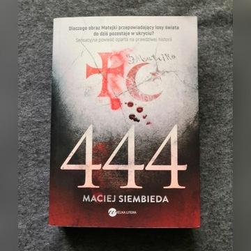 444 - Maciej Siembieda