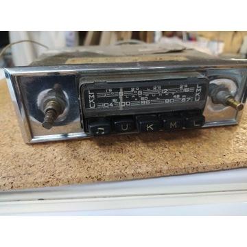 Radio samochodowe blaupunkt stare klasyczne