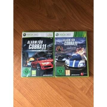 Zestaw Gier  Xbox 360 Wyścigi Alarm Cobra 11 Hit