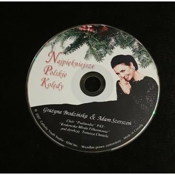 Brodzińska G  Najpiękniejsze Polskie Kolędy CD