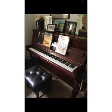Piękne pianino firmy CRANES. Nastrojone.