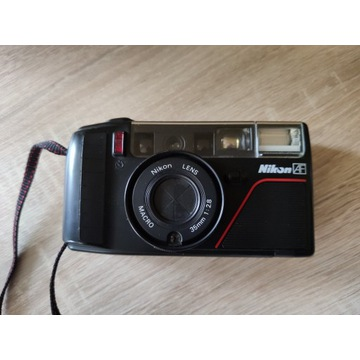Nikon L35 AF3 35 mm 1:2,8 pełno sprawny