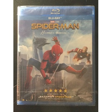 SPIDER-MAN HOMECOMING - MARVEL (BLU-RAY)
