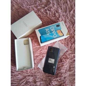 Smartfon Oppo A15