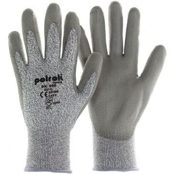 Rękawice robocze POLROK PK500 - 10/XL
