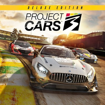 PROJECT CARS 3 DELUXE EDITION STEAM PC - AUTOMAT