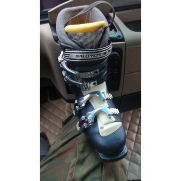 Buty narciarskie damskie salomon 38