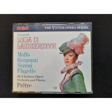 DONIZETTI Lucia di Lammermoor Pretre RCA Okazja