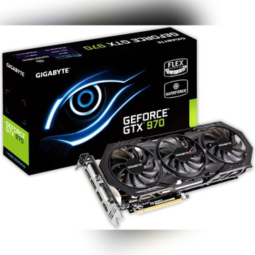 GeForce GTX 970 WindForce 4GB GDDR5