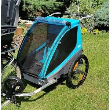 Przyczepa rowerowa THULE Coaster 2 XT