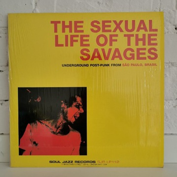 The Sexual Life of Savages (post-punk z Brazylii)
