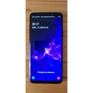 Samsung Galaxy S9+ Plus G965SF 4/64GB czarny