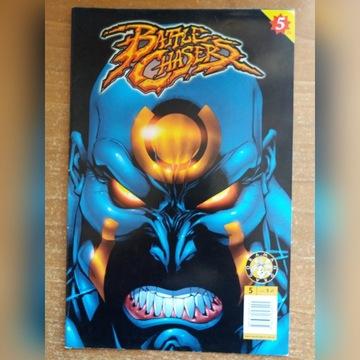 Battle Chasers #5 (Mandragora 198)