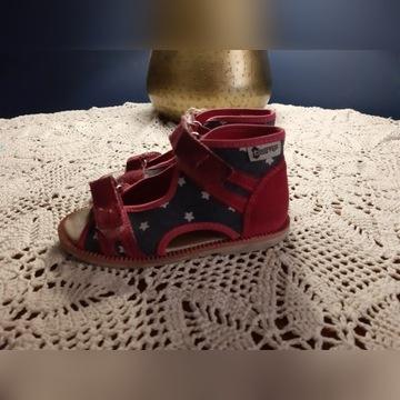 Buty kapcie sandały postęp r.26