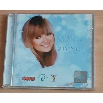 Płyta Gosi Andrzejewicz Zimno Przytul Mnie