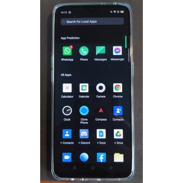 Smartfon Oppo A91 8 GB / 128 GB niebieski