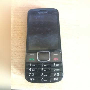 Telefon Maxcom 320 (czarny)
