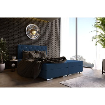 Łóżko kontynentalne Domino