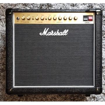 Marshall DSL 20 CR - kombo gitarowe 20W