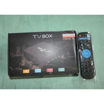 MAX PRO TV BOX 2Gb/16Gb MENU PL