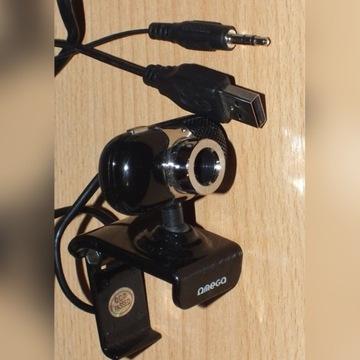 kamerka USB i mikrofon, Do pracy zdalnej, nauki