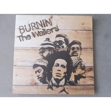 Bob Marley & THE WAILERS Burnin' LP