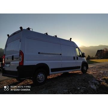 Fiat DUCATO MAXI 2.3 L3H2 ! zabudowa ! oświetlenie
