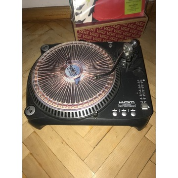 Gramofon KAM DDX1200B
