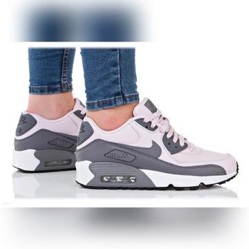 Buty dziewczęce Nike Air Max 90 LTR GG 34