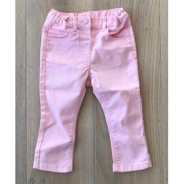 C&A spodnie różowe rozm.86 stan IDEALNY
