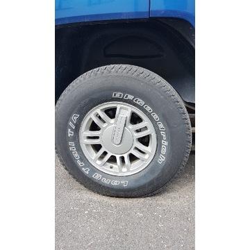 Opony 2x 265 75 16
