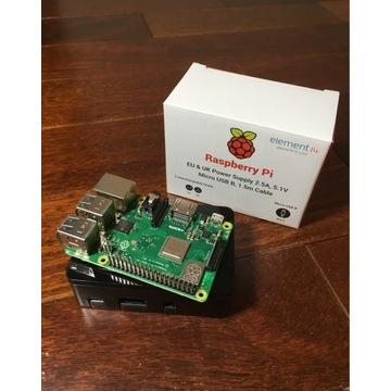 Zestaw Raspberry Pi 3 B+