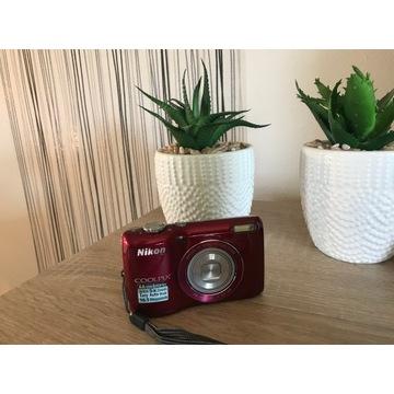 Nowy aparat Nikon COOLPIX L26