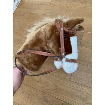 Koń na kiju jak nowy