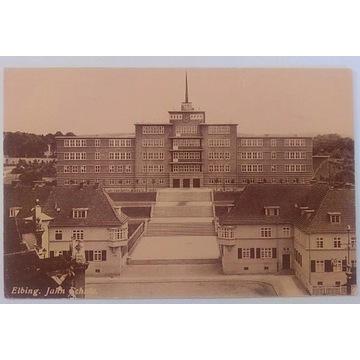 Elbing Jahn Schule. Reprodukcja