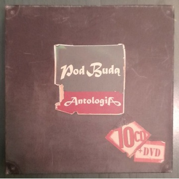 Pod Budą - Antologia - 10CD + DVD