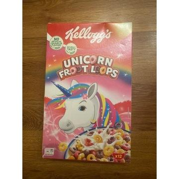 Płatki Kellogg's Unicorn Froot Loops