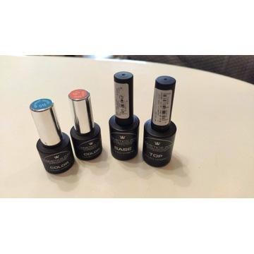 Cosmetics Zone MANICURE ZESTAW HYBRYDOWY