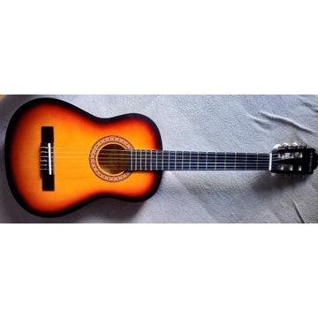Gitara klasyczna 1/2 z pokrowcem Suzuki SCG-2 SB