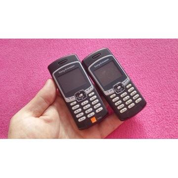 Sony Ericsson T290i x2 sprawne bdb stan czyt opis