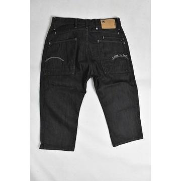 Spodnie krótkie piratki G-STAR r. 33