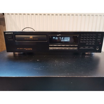 Sony cd cdp-411