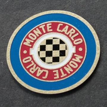 Klakson Monte Carlo Kierownica 126p Maluch - METAL