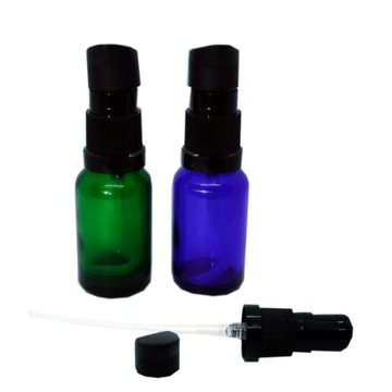 BUTELKA SZKLANA ATOMIZER MINI POMPKA 10ML KOLOR C2