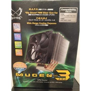 Scythe Mugen3  1155/1156/1366/AM2/AM3