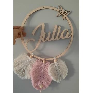 Łapacz snów z imieniem Julia