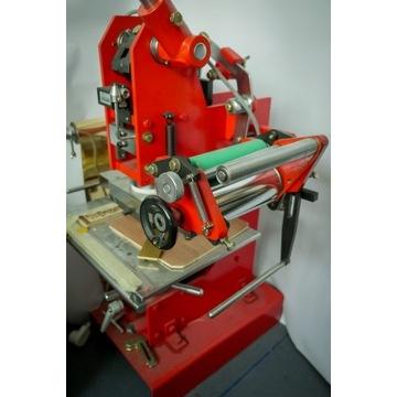 ZŁOCENIE / Profesjonalna maszyna do złocenia...
